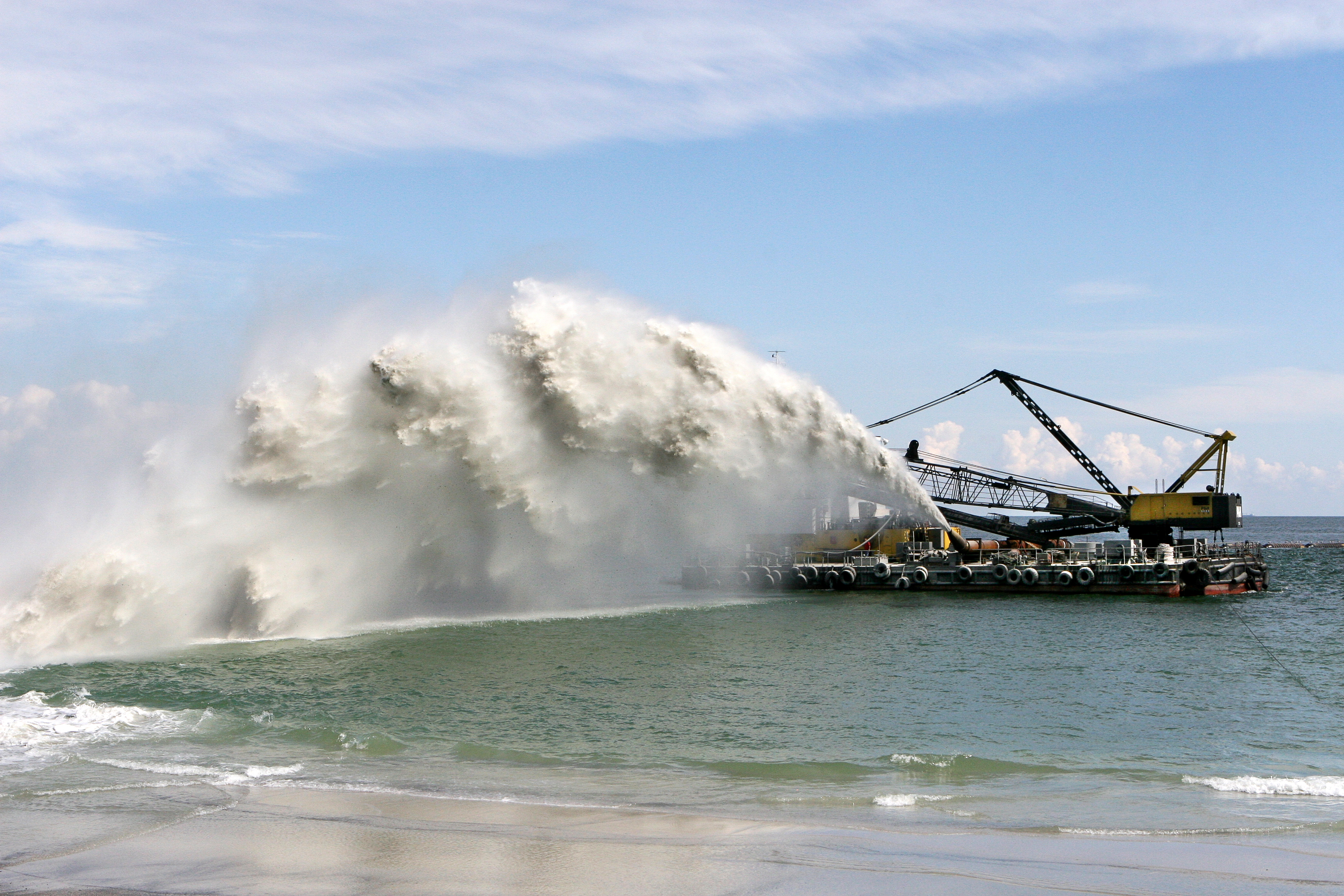 Dredging is a valuable infrastructure investment